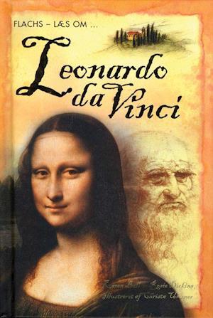 Bog, indbundet Leonardo da Vinci af Rosie Dickins, Karen Ball