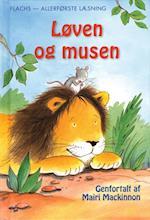 Løven og musen (Flachs - allerførste læsning)