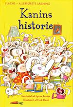 Kanins historie (Flachs - allerførste læsning)