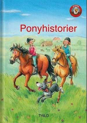 Bog, indbundet Ponyhistorier af Thilo