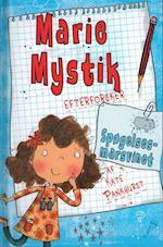 Spøgelsesmarsvinet (Marie Mystik efterforsker, nr. 1)