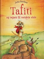 Tafiti og rejsen til verdens ende af Julia Boehme