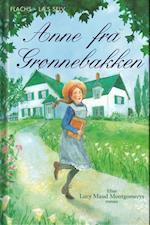 Anne fra Grønnebakken (Flachs - læs selv)