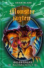 Øglekongen Komodo (Monsterjagten, nr. 31)