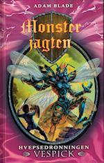 Hvepsedronningen Vespick (Monsterjagten, nr. 36)