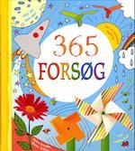 365 forsøg (Flachs - første læsning)
