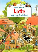 Den store Lotte søg- og findebog af Alexander Steffensmeier