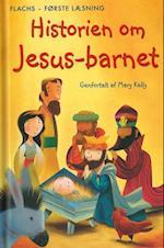 Historien om Jesus-barnet (Flachs - første læsning)