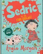 Sedric og den store grisejagt af Angie Morgan