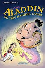 Aladdin og den magiske lampe (Flachs - læs selv)