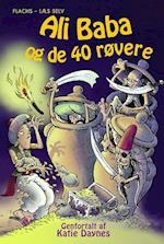 Ali Baba og de 40 røvere (Flachs - læs selv)