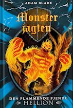 Den flammende fjende Hellion (Monsterjagten, nr. 38)