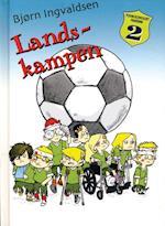 Landskampen (Fodboldholdet Frøerne, nr. 2)