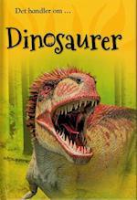 Det handler om dinosaurer af Thea Feldman, Claire Llewellyn