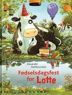 Fødselsdagsfest for Lotte