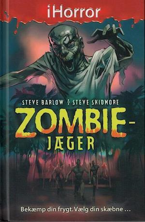 Bog, indbundet Zombiejæger af Steve Skidmore, Steve Barlow