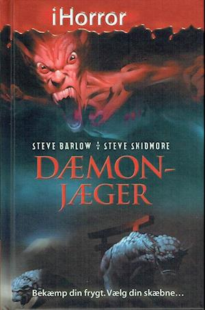 Bog indbundet Dæmonjæger af Steve Skidmore Steve Barlow