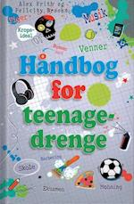 Håndbog for teenagedrenge af Felicity Brooks