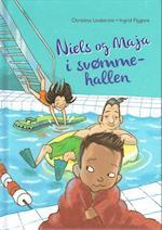 Niels og Maja i svømmehallen (Læseørn)