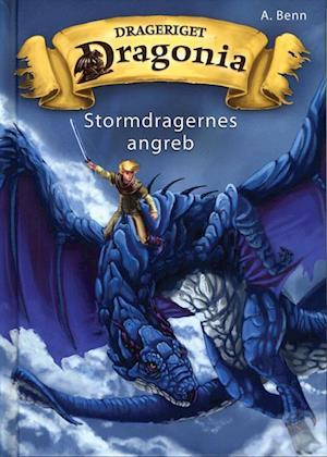Stormdragernes angreb af Amelie Benn