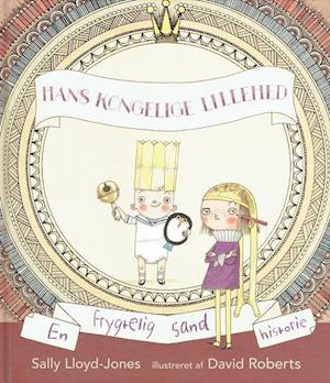 Bog, indbundet Hans Kongelige Lillehed af Sally Lloyd-Jones