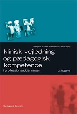 kim pedersen – Klinisk vejledning og pædagogisk kompetence i professionsuddannelser-kim pedersen-bog fra saxo.com