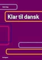 Klar til dansk (Klar til)