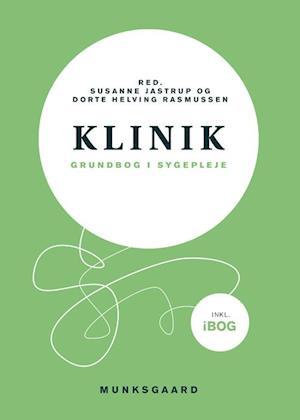Bog, indbundet Klinik af Anne Kudsk Fallesen, Anne-Lisbeth Pedersen, Bente Rindom