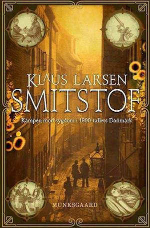 Bog indbundet Smitstof af Klaus Larsen