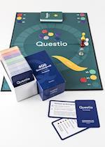 Questio + Farmakologi - 400 quizspørgsmål (Questio)