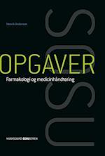 Opgaver til farmakologi og medicinhåndtering