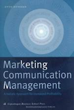 Marketing Communication Management