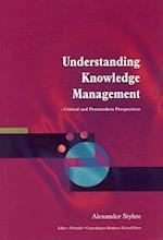 Understanding Knowledge Management