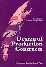 Design of Production Contracts af Peter Bogetoft, Henrik Ballebye Olesen