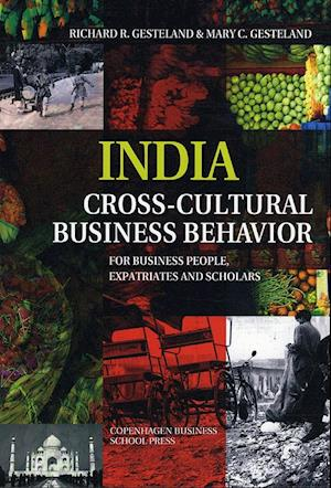 Bog, paperback India Cross-Cultural Business Behavior af Richard R Gesteland