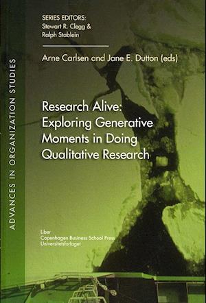 Bog, paperback Research Alive af Jane E. Dutton