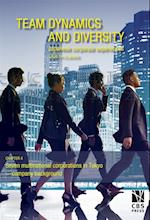Seven multinational corporations in Tokyo company background (Team dynamics and Diversity Japanese Corporate Experiences, nr. 4)