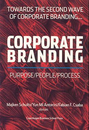 Corporate Branding af Majken Schultz