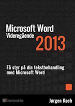 Word 2013 Videregående