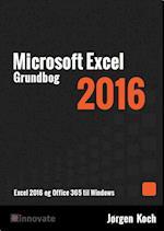 Excel 2016 Grundbog