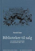Biblioteker til salg (Danish humanist texts and studies)