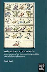 Aristoteles om hukommelse (Studier fra sprog- og oldtidsforskning)