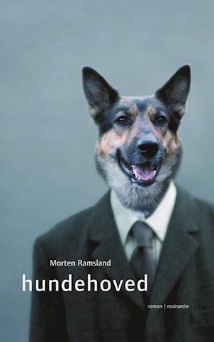 Bog, hardback Hundehoved af Morten Ramsland