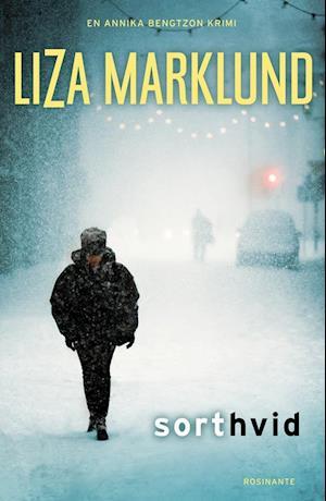 Bog, hæftet Sort hvid af Liza Marklund