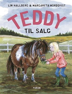 Bog, indbundet Teddy til salg af Lin Hallberg