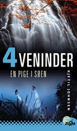 Bog, hæftet En pige i søen af Kjetil Johnsen
