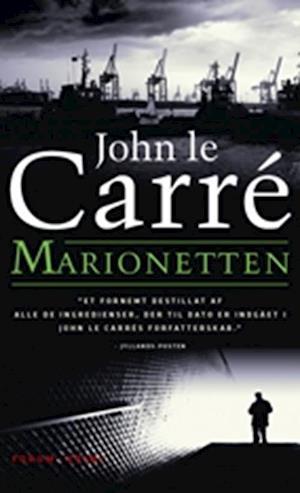 Bog språk:bog Marionetten af John le Carré