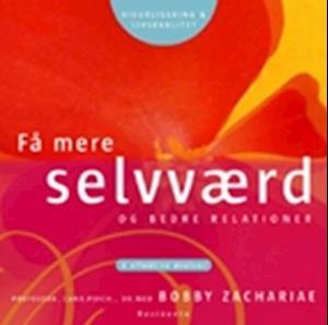 Lydbog CD Få mere selvværd cd af Bobby Zachariae