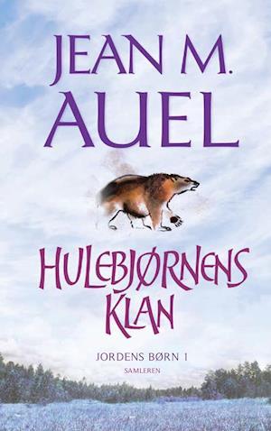 Bog, hardback Hulebjørnens klan af Jean M. Auel
