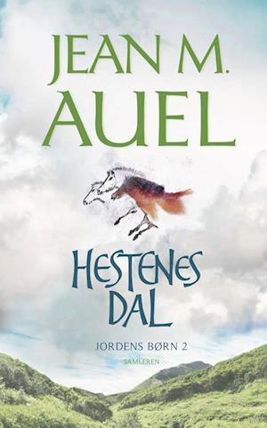 Bog, hardback Hestenes dal af jean m.auel